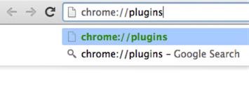 Chrome Plugins