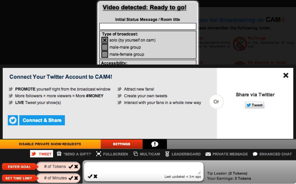 Video Detected