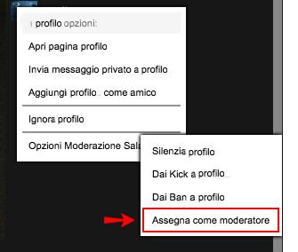 Moderatore Cam4